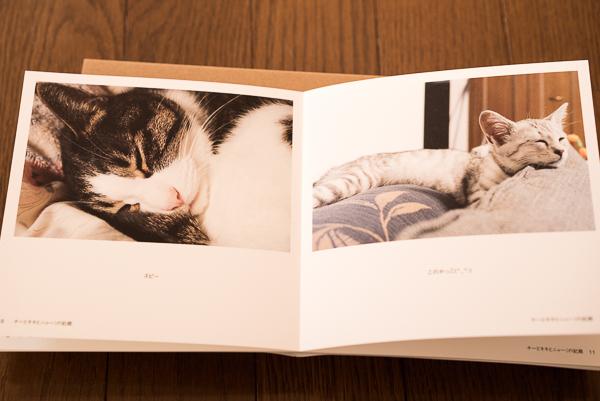 Photobackの写真集はかなり本格的な作り